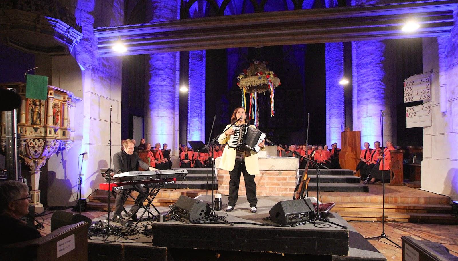 Bernau: Celtic-Scottish Christmas Tour mit Kathy & Paul Kelly