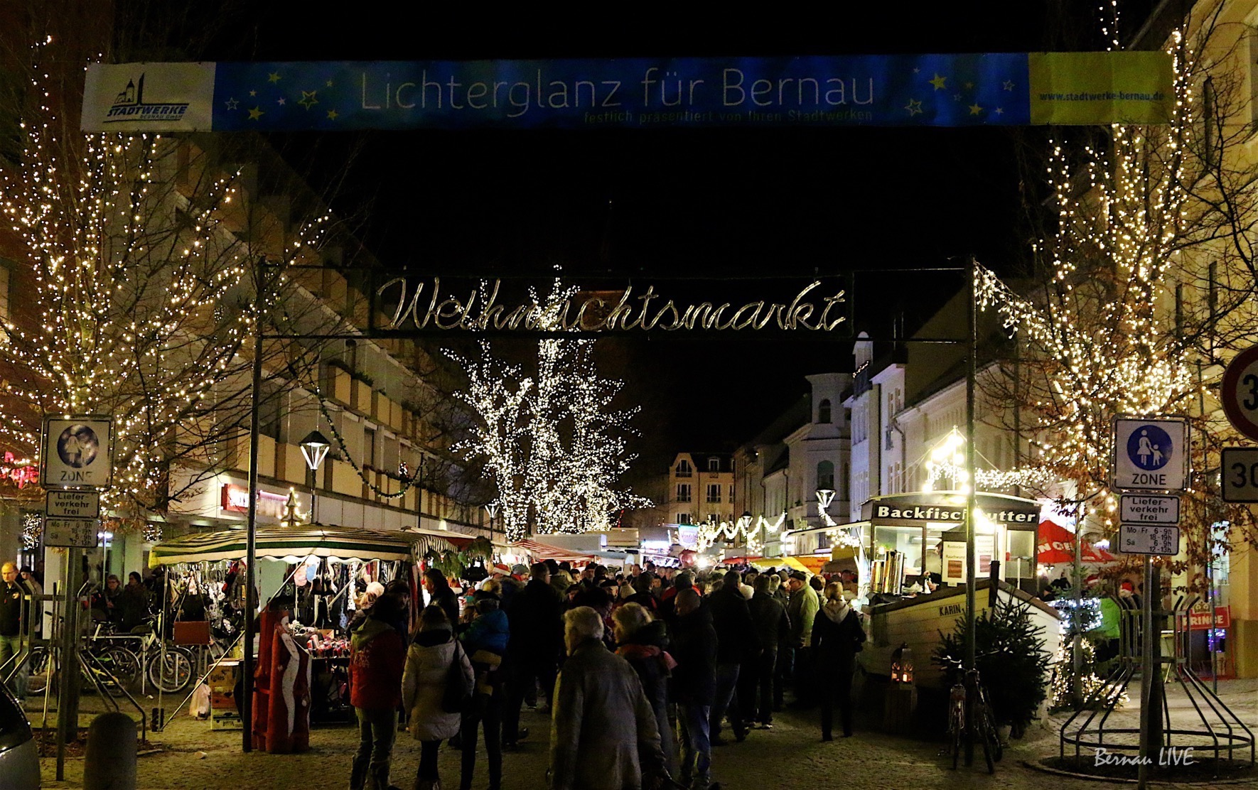 Bernau LIVE: Weihnachtsmärkte in Barnim, Brandenburg und Berlin ...