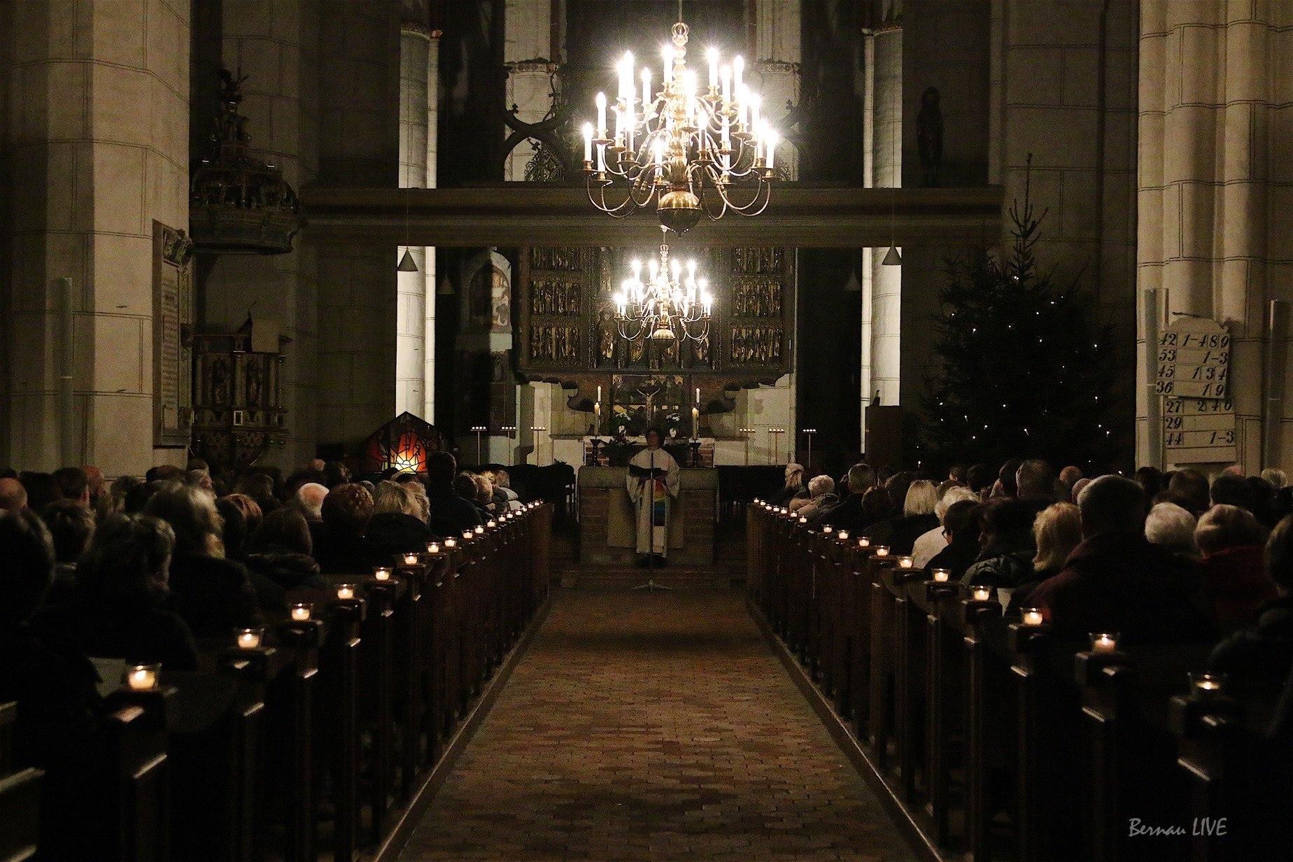 Gottesdienste und Krippenspiele an Heiligabend in und um Bernau ...