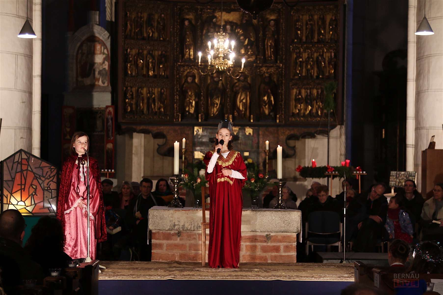 Volle Kirchen zu Weihnachten in Bernau und Barnim • Bernau LIVE
