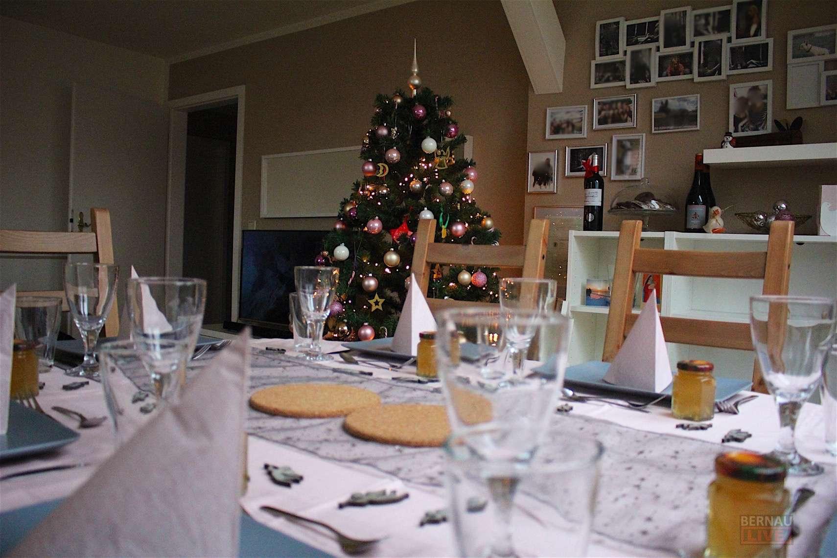 Unser Weihnachts-Blind-Date mit Anja, Chris, Sonja, Melanie und ...