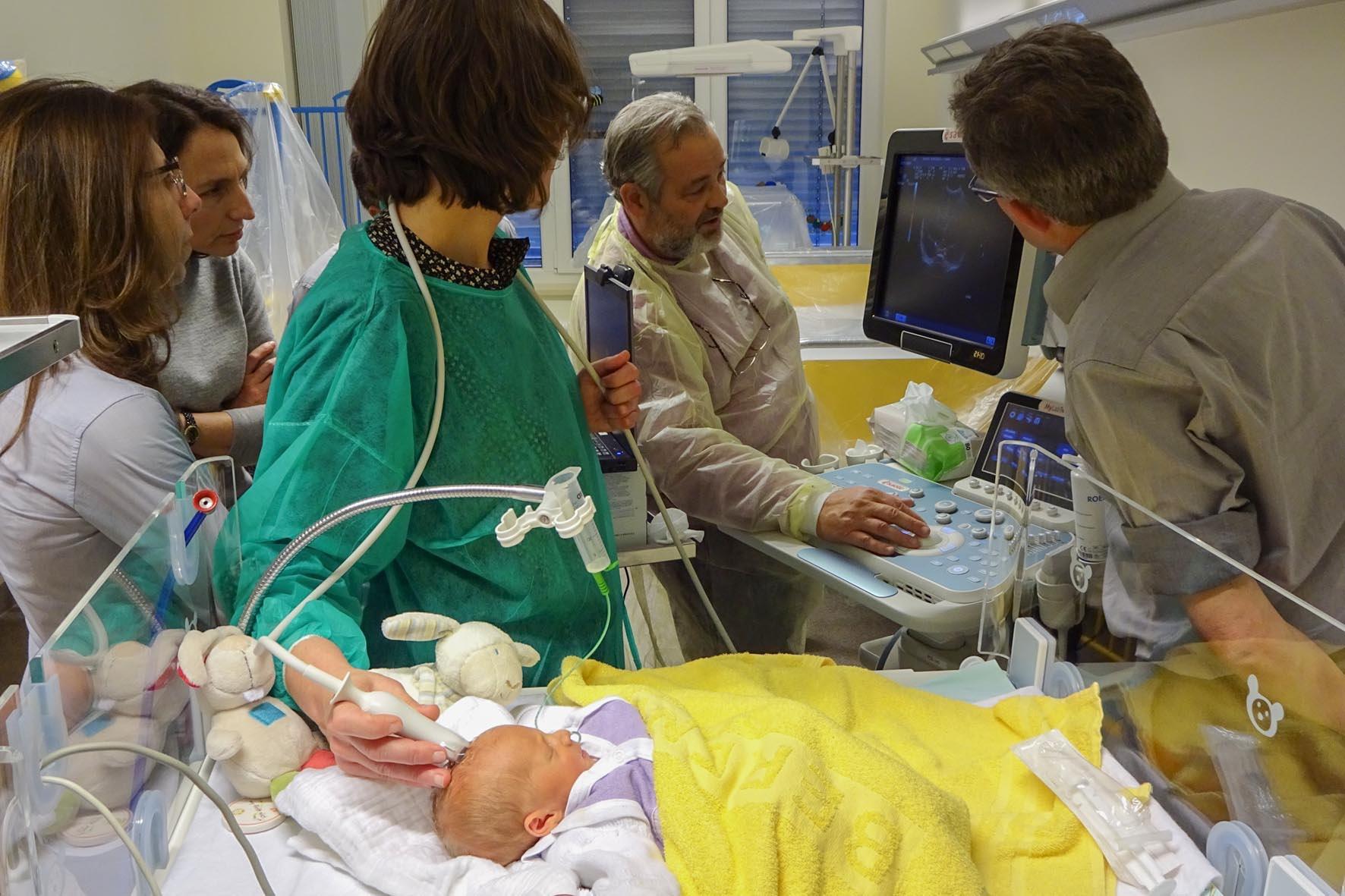 Helios Klinikum: Frühchen stehen im Mittelpunkt internationaler Experten