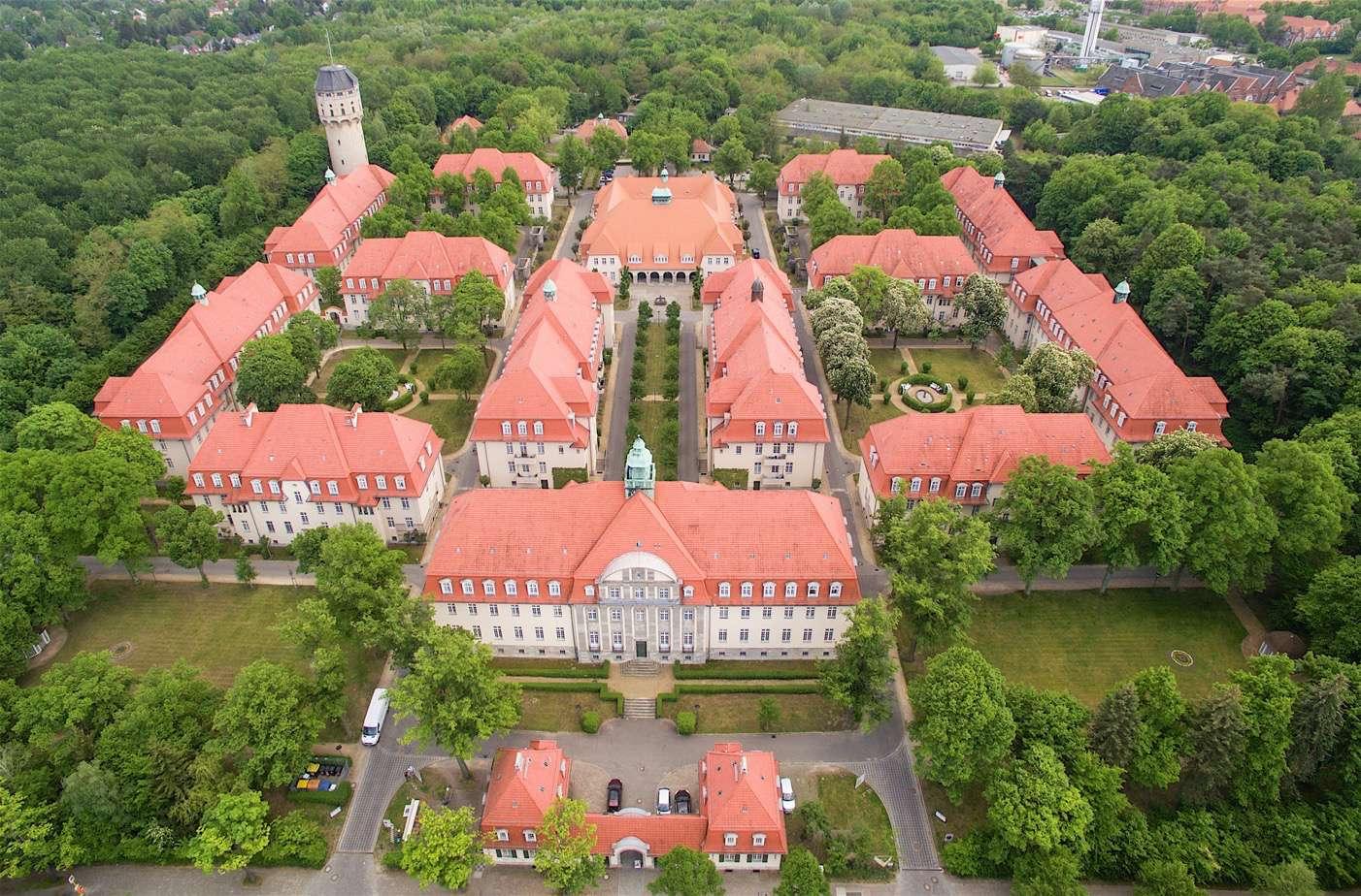 Geheimnisvolle Orte: Die Krankenhausstadt Berlin-Buch