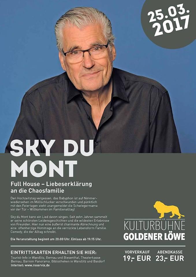 Sky Du Mont - Full House - Liebeserklärung an die Chaosfamilie zu Gast in Wandlitz