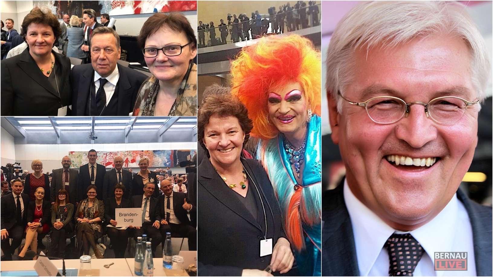 Frank Walter Steinmeier Zum 12 Bundespräsidenten Gewählt • Bernau LIVE