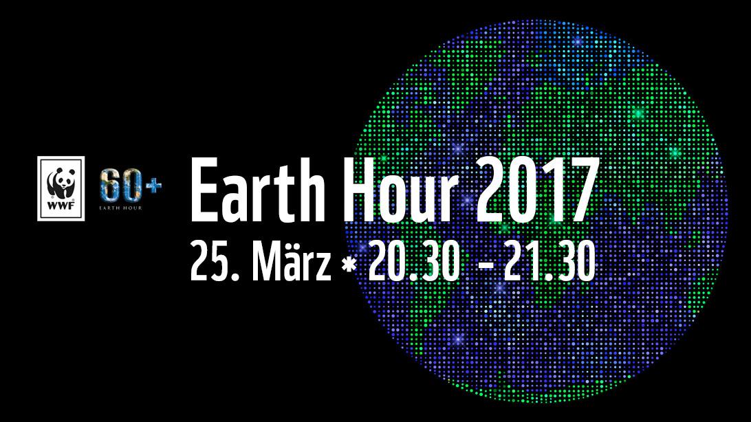 Licht aus – Sterne an! Eberswalde beteiligt sich an der 11. Earth Hour