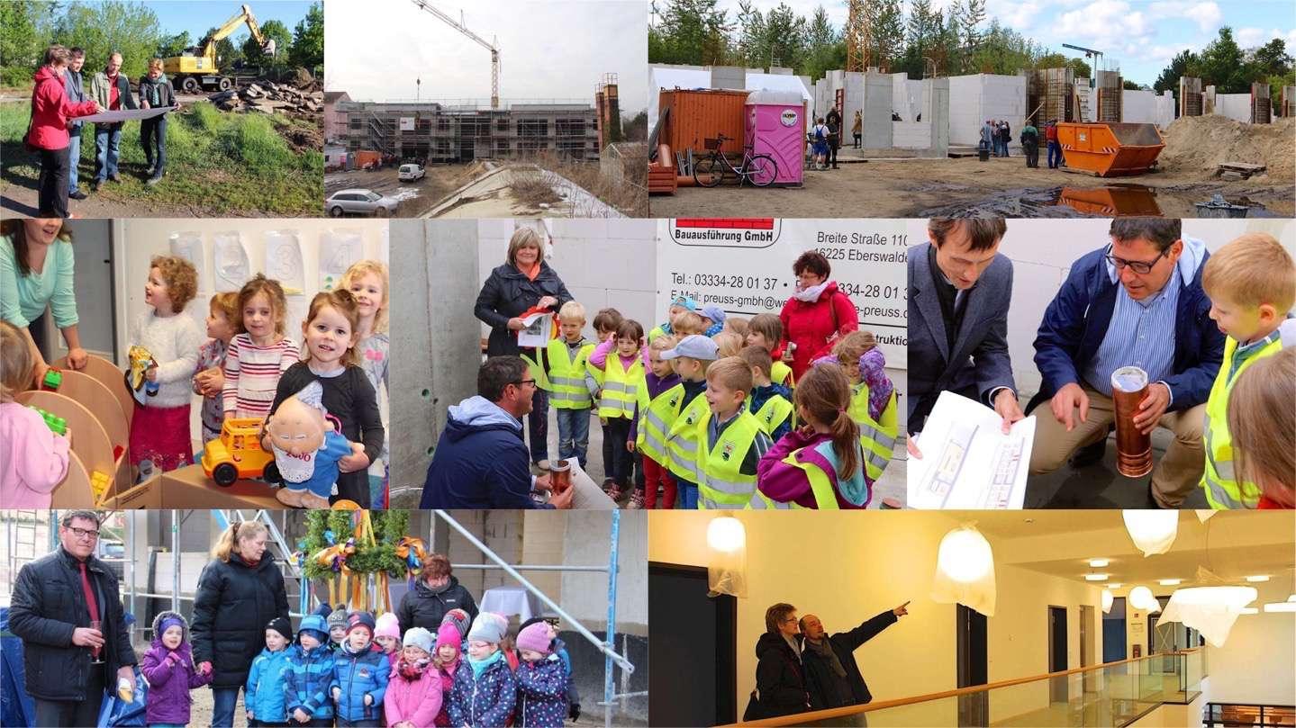 """8. April: Tag der offenen Tür in der """"Kindergärtnerei"""" in Bernau"""