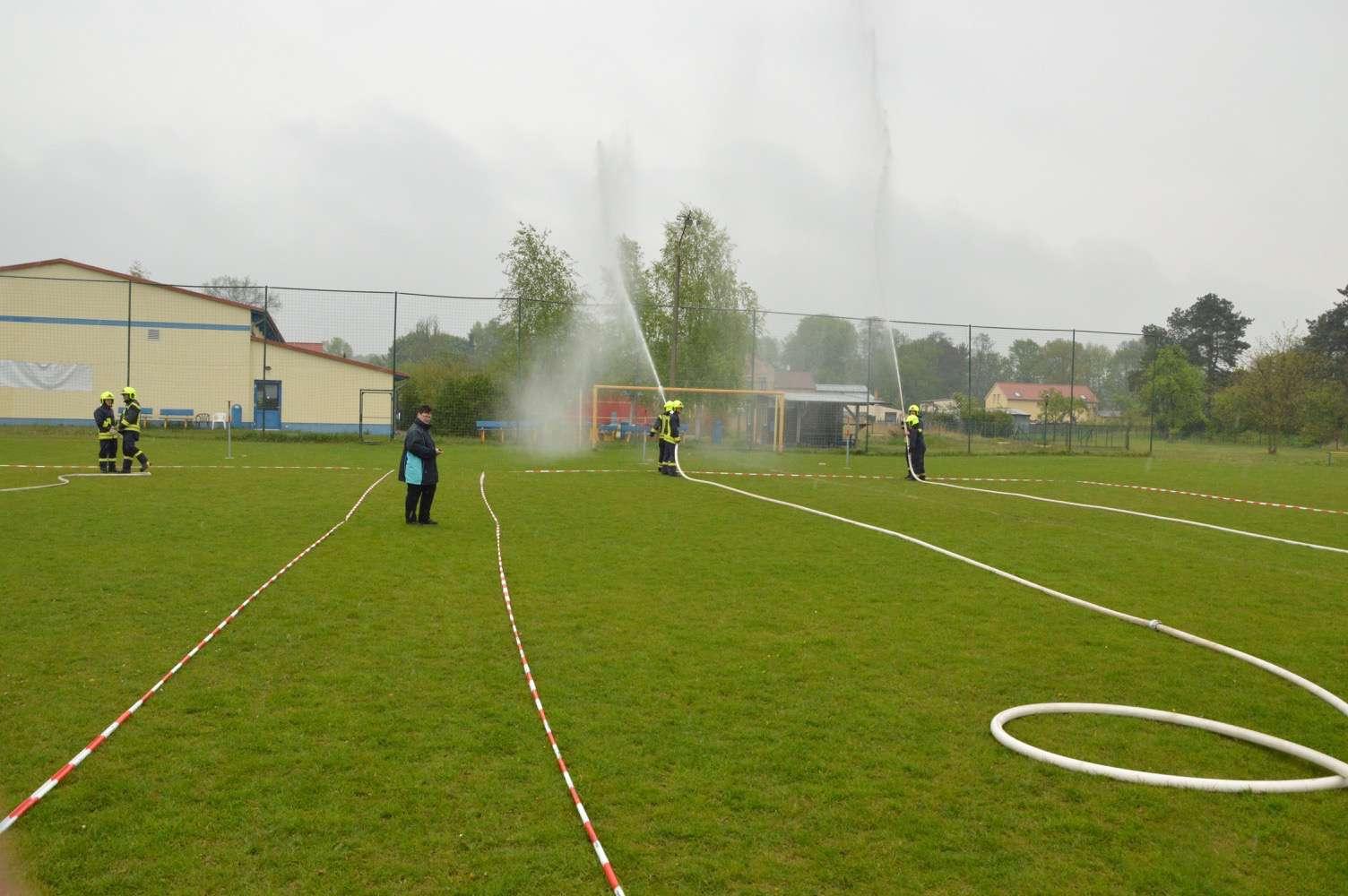Wandlitz: Gemeindefeuerwehrtag in Zerpenschleuse