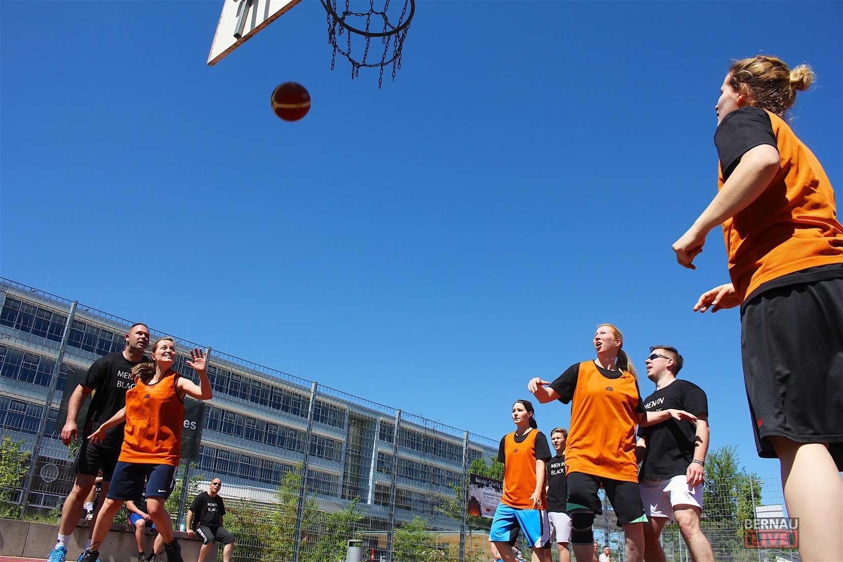 basketball live heute