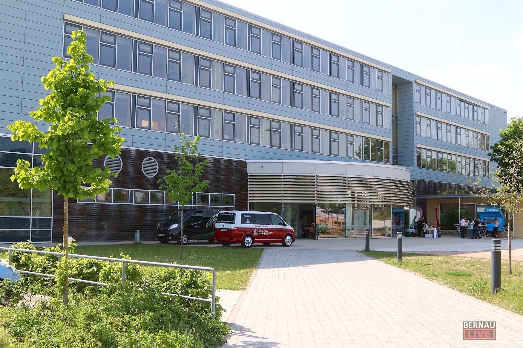 Tobias- Seiler- Oberschule in Bernau bietet FSJ – Stelle