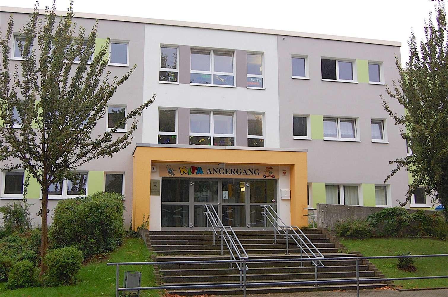 "Die Kita ""Angergang"" in Bernau wird umfangreich saniert"