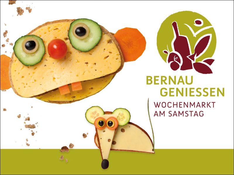 Bernau: Bernauer Wochenmarkt Spezial