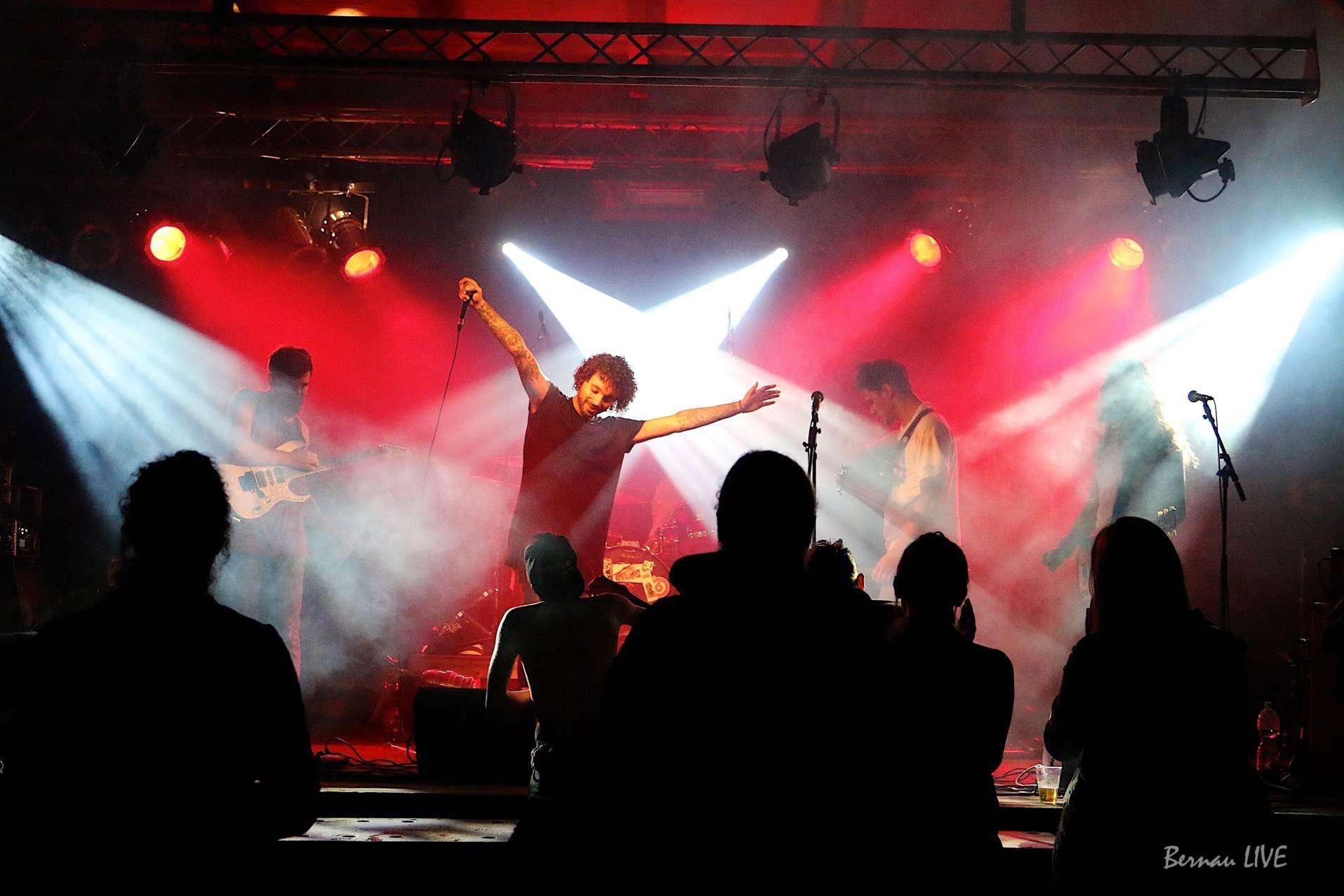 Nachwuchsbandfestival Rockende Eiche rockt zum 16. Mal