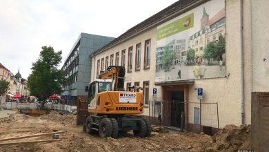 Die CDU Bernau sorgt sich um Parkplätze während Rathausneubau