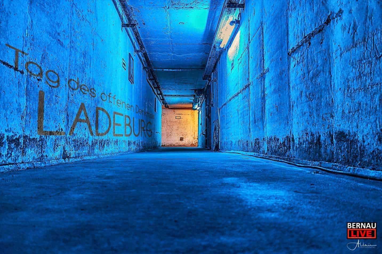 Tag des offenen Denkmals: Zu Besuch im Bunker Ladeburg