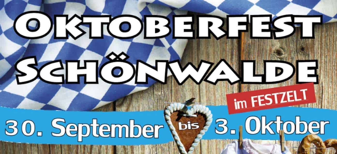 oktoberfest sch nwalde 4 tage party rummel familienprogramm. Black Bedroom Furniture Sets. Home Design Ideas