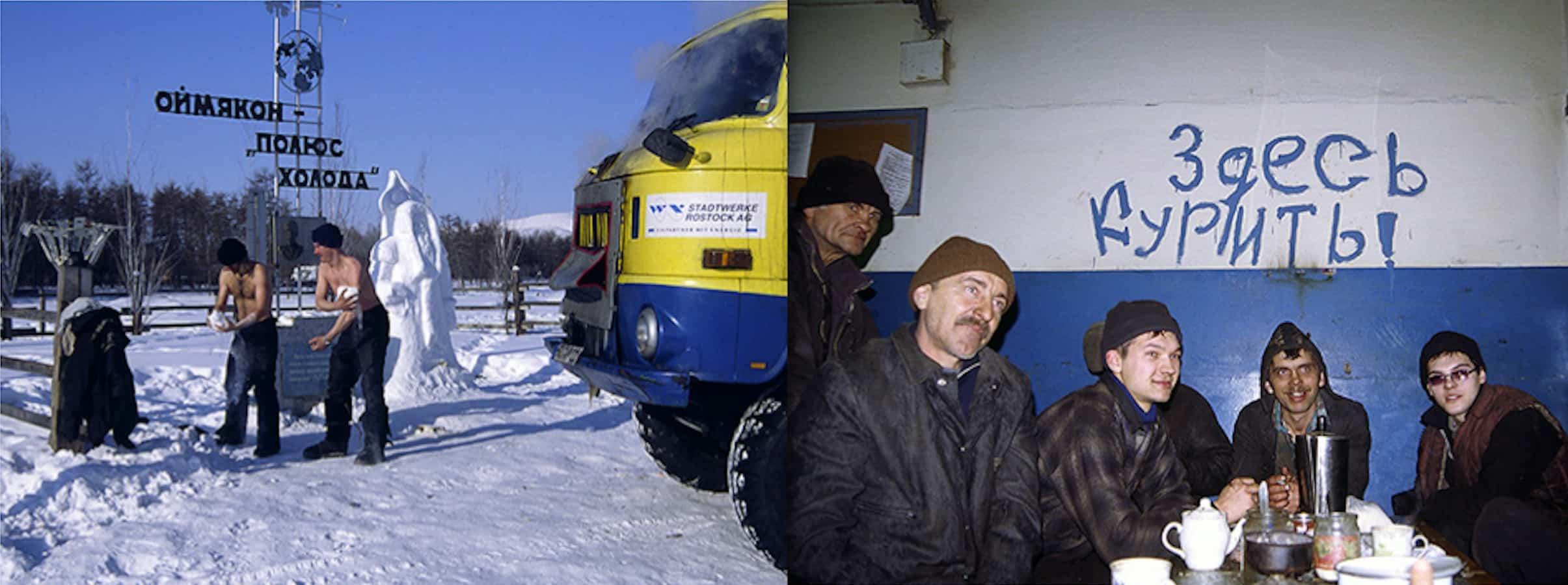 Bei 50 Grad Mit Einem W50 11 000 Kilometer Durch Sibirien