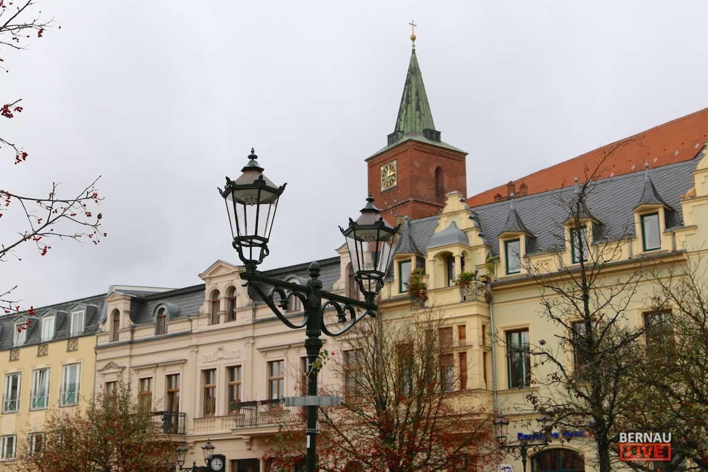 Bernau: Blumenampeln gehen in den Winterschlaf