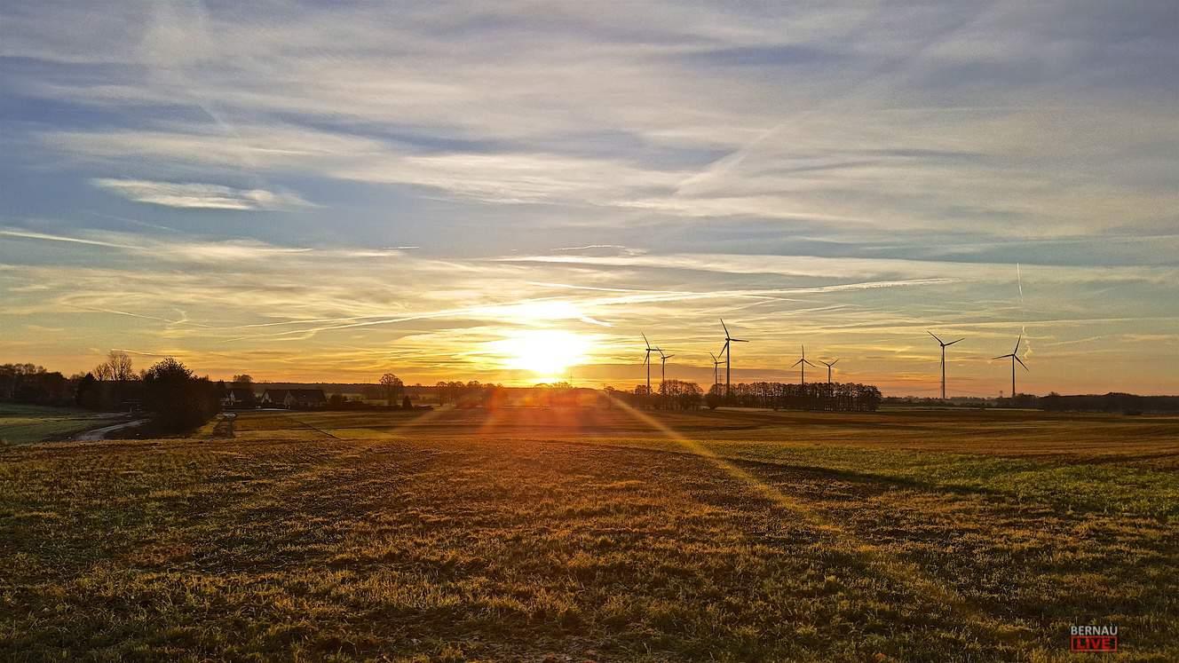 Guten Morgen Am Vielleicht Schönsten Tag Im November