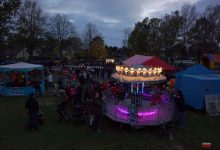 Halloween: Geister, Partys und geschmückte Häuser in Bernau