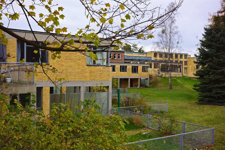 Lobetal übernimmt Gartenpflege am UNESCO-Welterbe Bauhaus Bernau