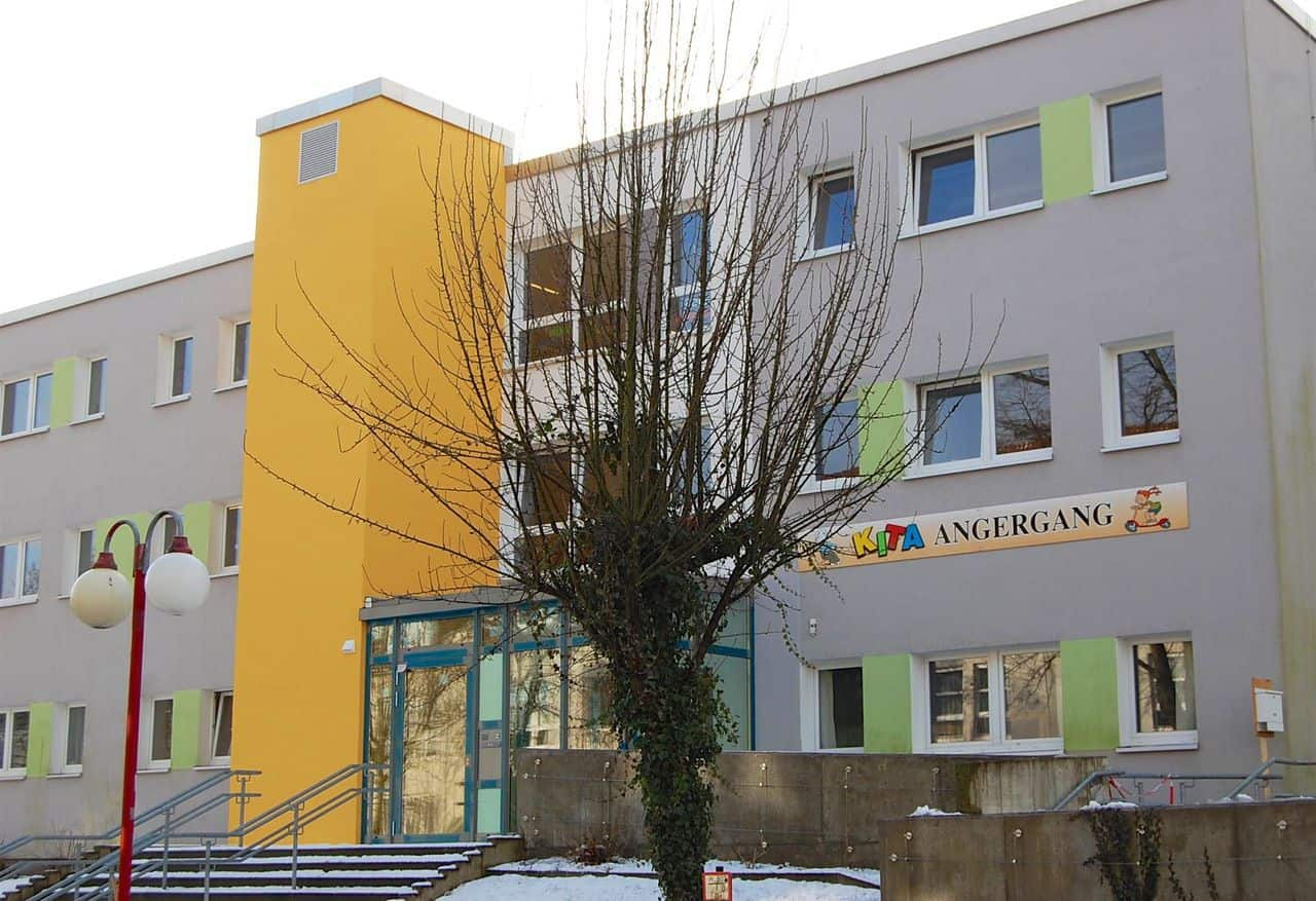 Bernau: Kita Angergang - Sanierungsarbeiten fast abgeschlossen