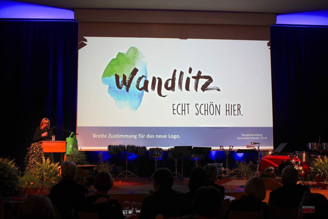 Barnim: Neujahrsempfang der Gemeinde Wandlitz 2018