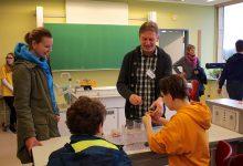 Bernau: Tobias-Seiler-Oberschule lud zum Tag der offenen Tür