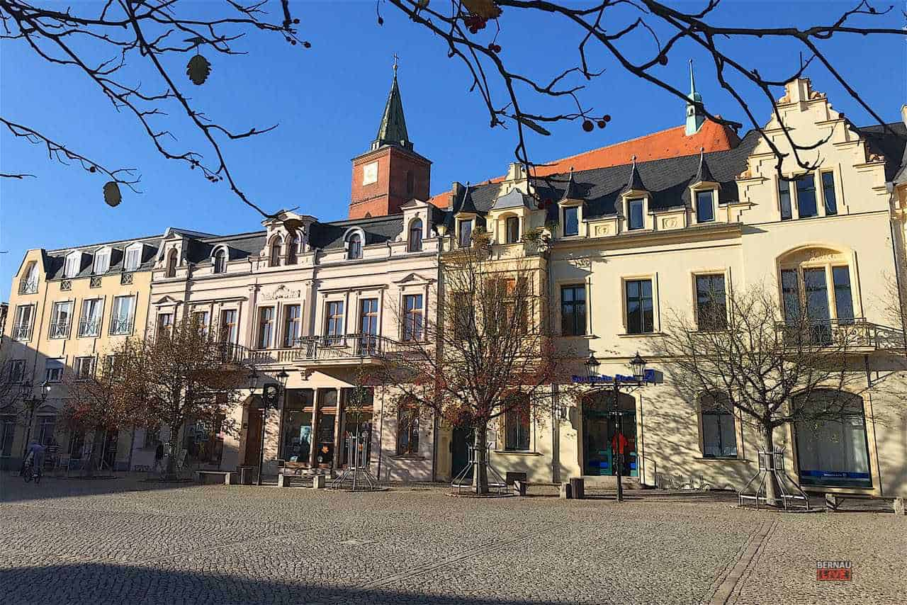 Bernau: Ab Mittwoch darf wieder auf dem Marktplatz geparkt werden
