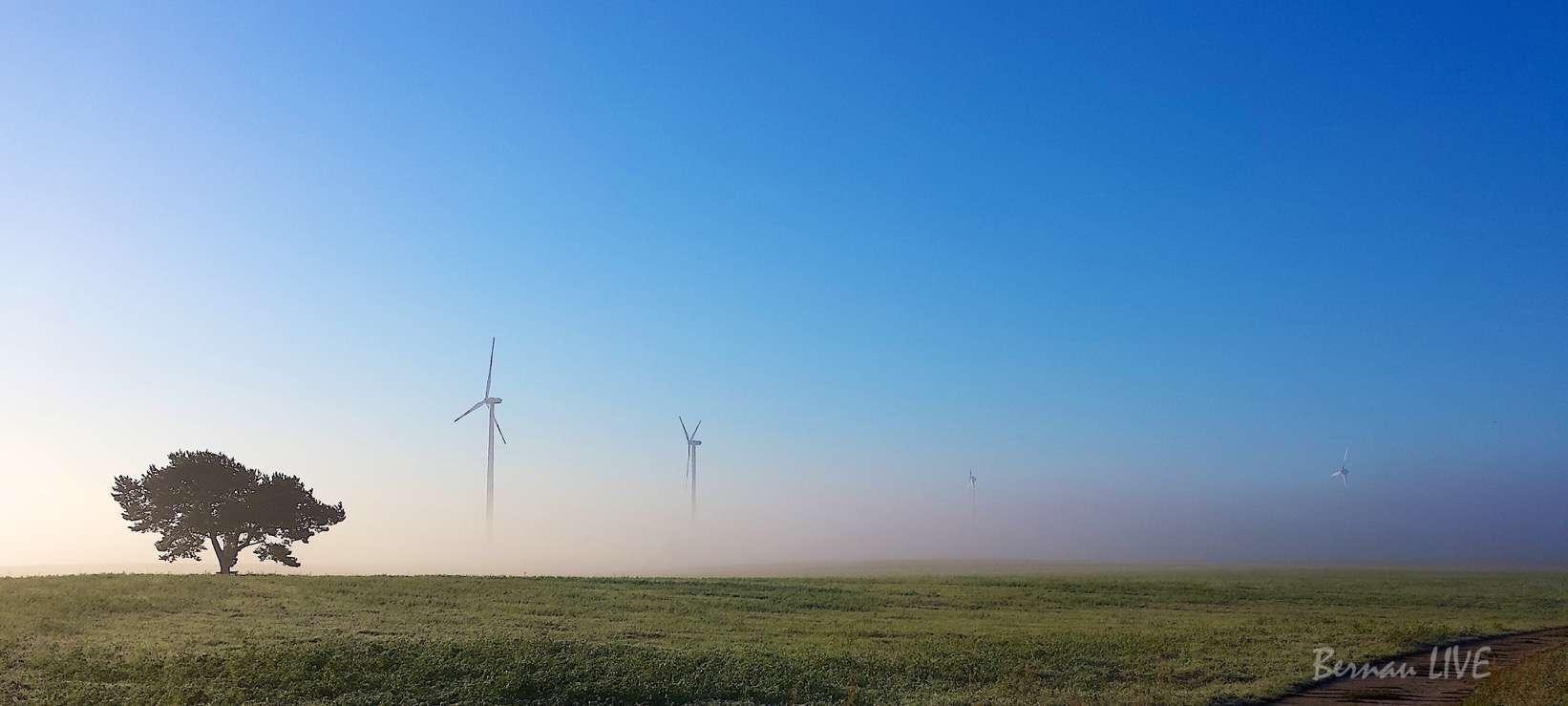 Windräder ab 120 Meter erhalten in Bernau eine Schallprüfung
