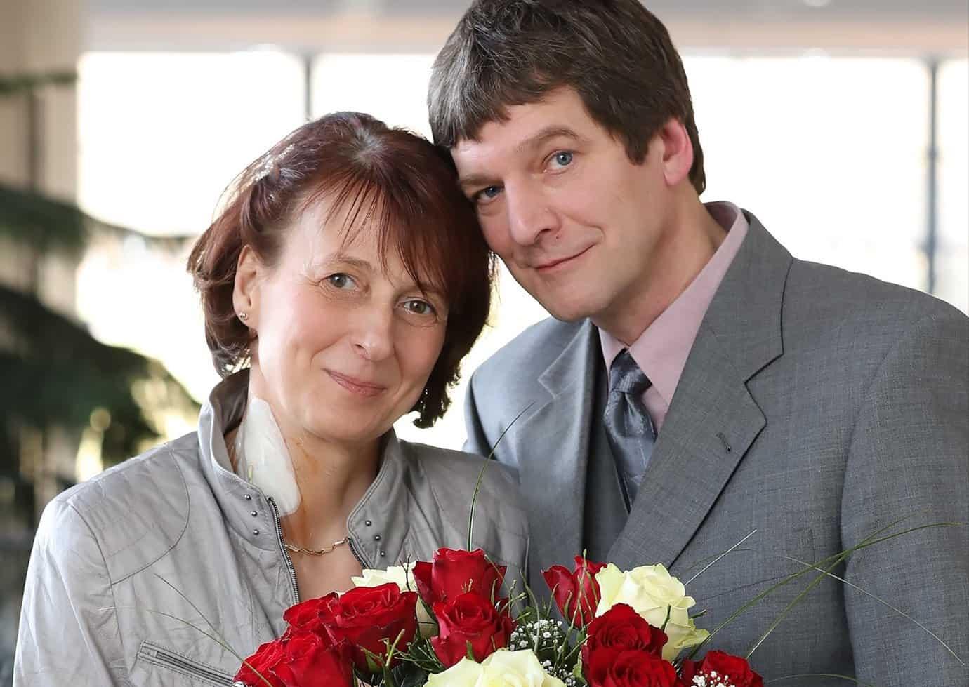 Hochzeit im Helios Klinikum Berlin-Buch: Für die Liebe ist es nie zu spät