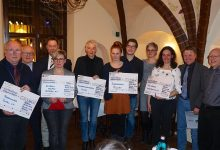 Bernau: Rotary übergibt 6.700 Euro an Bernauer Vereine
