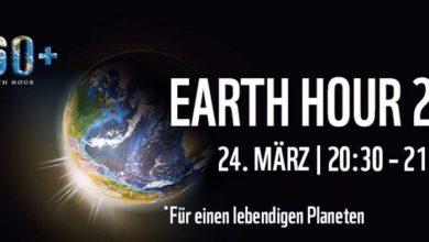 Heute um 20.30 Uhr – Licht AUS in Bernau zur Earth Hour – Macht mit!