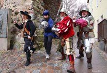 Willkommen zum 21. Schwertkämpfertreffen am Sonntag in Bernau