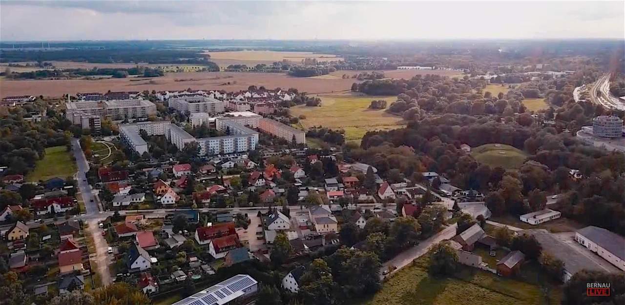 Initiativgruppe Bernau - Südstadt - Ideen und Pläne um Bernau-Süd