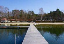 Strandbad Wukensee - Vorbereitungen für die neue Saison laufen