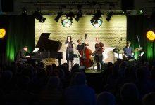Jasmin Tabatabai  eröffnete das Siebenklang Festival in Bernau