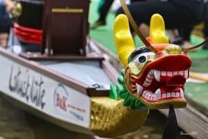 Schnuppertag im Drachenbootsportverein Wukey´s in Biesenthal