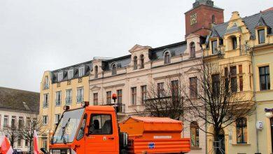 Frühjahrsputz in der Innenstadt Bernau - bitte Halteverbote beachten