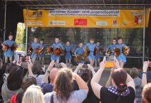 Große Bühne: Barnimer Kinder- und Jugendfestival in Wandlitz