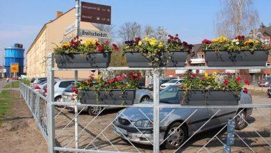 Bernau: Parkplatz an der Ecke Breitscheidstraße wieder offen