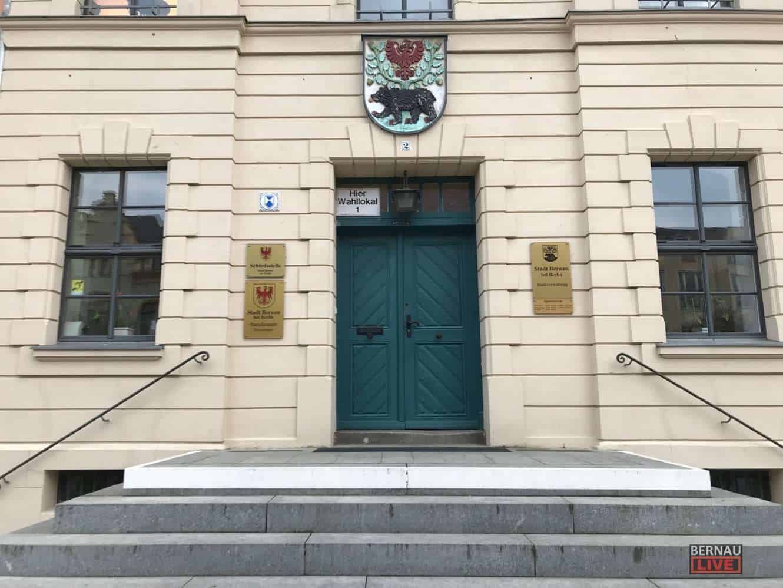 Bernau: Neue Wahlbenachrichtigungen für die Landrats-Stichwahl