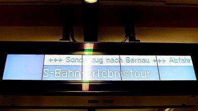 Bernau - Panketal: 10-Minuten-Takt bei der S2 in greifbarer Nähe?