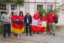 Silke Stutzke startete ihren 220 km Lauf von Wandlitz nach Polen