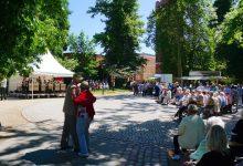 Hunderte Besucher beim 2. Pfingstkonzert im Stadtpark Bernau
