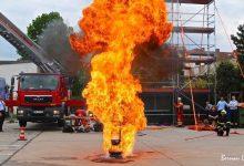 Tag der offenen Tür: Feuerwehr Bernau + Kita Angergang am 26. Mai 2018