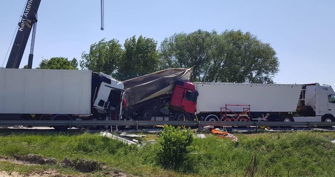 Lkw Unfall Heute A10
