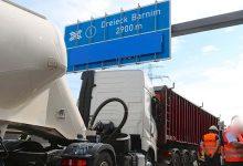 Verkehrsinfo: LKW-Auffahrunfall A10 kurz vorm Dreieck Barnim - Stau