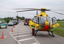 Verkehrshinweis: Unfall auf der B2 in Höhe Lindenberger Mühle