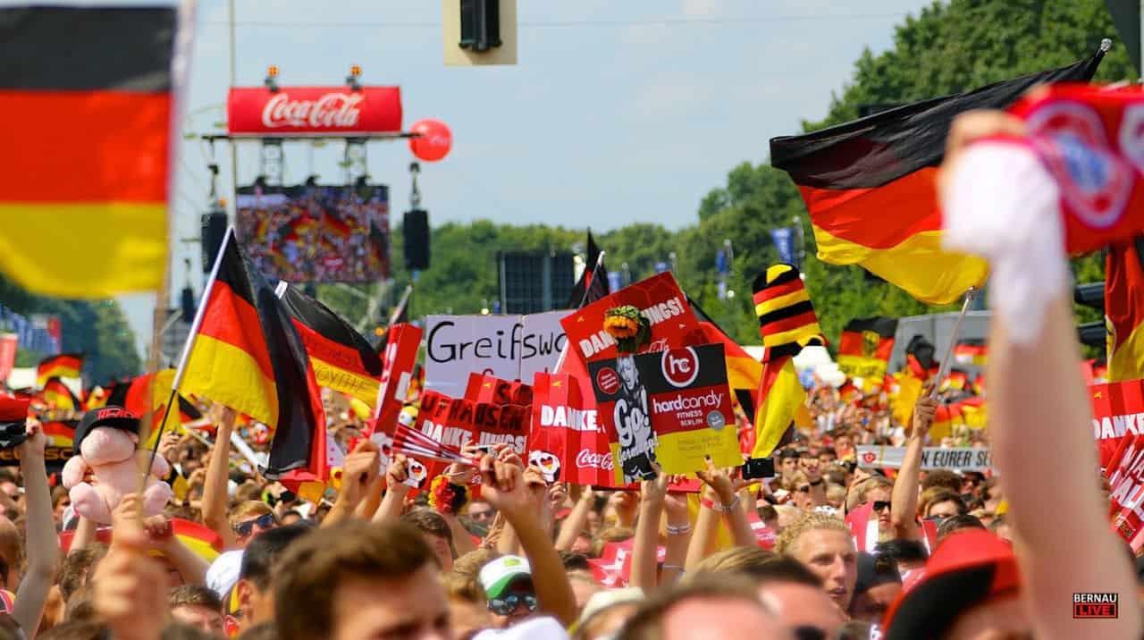 Südkorea - Deutschland: Euch ein spannendes Spiel